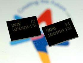 Samsung Shipping Samples of New High-capacity NAND Solution to Mobile Customers