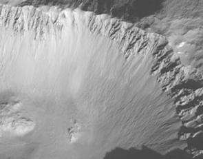 Water May Not Have Formed Mars' Recent Gullies