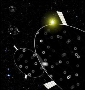 Space sunshade might be feasible in global warming emergency
