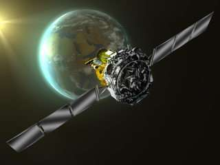 ESA's Integral gamma-ray observatory