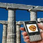 A multimedia archaeological tour on your mobile phone