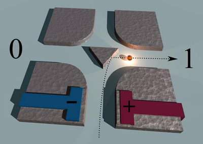 Radical 'Ballistic Computing' Chip Bounces Electrons Around Like Billiards