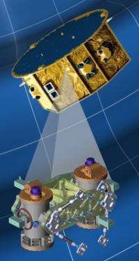The day LISA Pathfinder hung in the balance