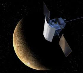 Messenger Spacecraft
