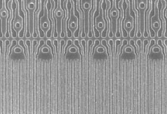 Rigiflex lithography improves organic LEDs