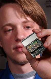 New sensor will help guarantee freshness
