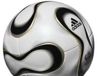 Adidas's 'Teamgeist' World Cup ball