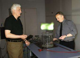 Physicists generate ball-lightning in the lab