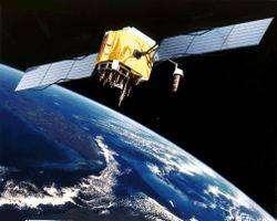 GPS satellite – NASA