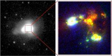 Fossil Galaxy Reveals Clues to Early Universe