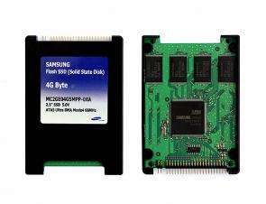 Samsung 4GB solid state disk