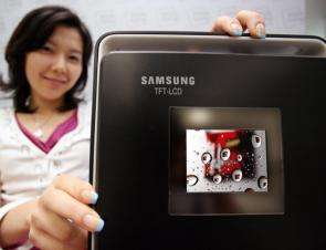 Samsung Develops World's First LCD Screen of 3 inch VGA Quality