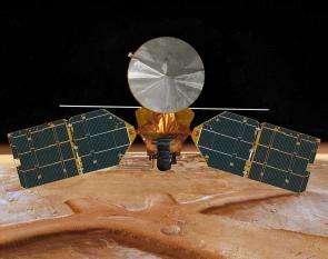 Mars Reconnaissance Orbiter