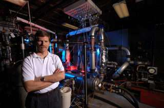 New System Provides Power, Water, Refrigeration from One Source