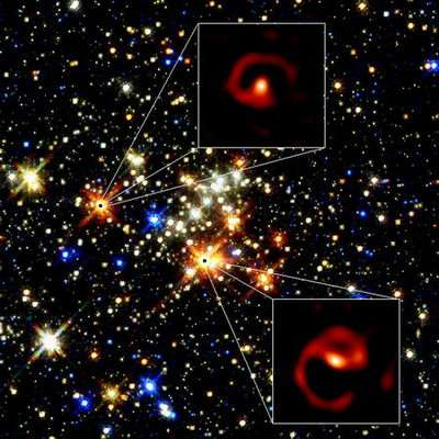 Mystery of Quintuplet stars in Milky Way solved