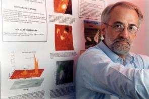 Solar physicist says weak sun produces record solar outburst