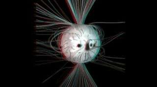 Magnetic Field of Sun