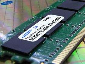 Samsung Electronics Develops New, Highly Efficient Stacking Process for DRAM