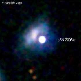 Supernova 2006jc