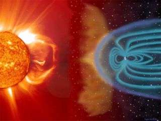 THEMIS probes view auroral substorms, bowshock explosions