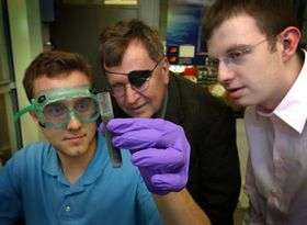 Engineers perfecting hydrogen-generating technology