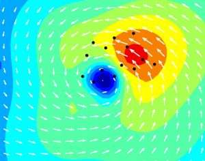 Scientists Derive First Bottom-Up Determination of Air-Sea Momentum Transfer Under a Major Hurricane