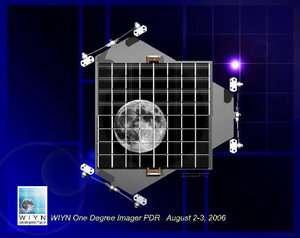 WIYN telescope to get innovative billion-pixel, $6.6 million camera