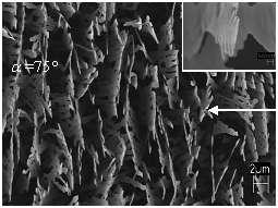 Researchers Develop Nanoblade