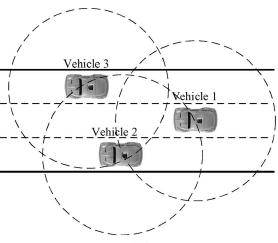 Vehicles That Talk to Each Other Know What Lanes They're In