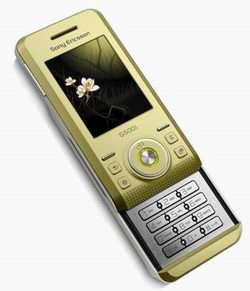 Sony Ericsson's new S500