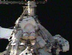 Astronauts Start 3rd Spacewalk