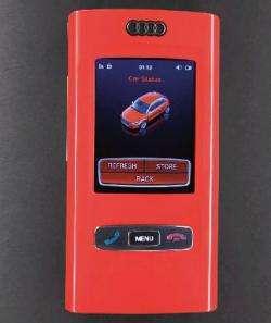 Audi Mobile Phone