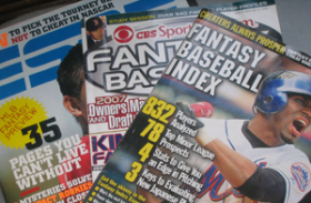 Researchers studying fantasy baseball and 'competitive fandom'