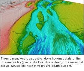 Catastrophic flood separated Britain from Europe: study