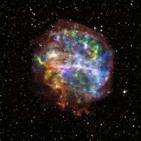 Chandra Image of G292.0+1.8