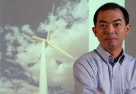 Engineer aims to regulate varying wind power