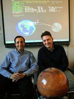 Engineers create SpaceNet -- the supply chain