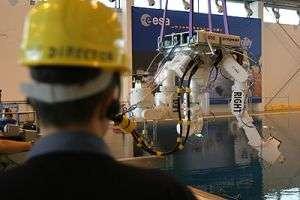 Eurobot makes a splash