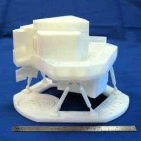 Fine Guidance Sensor Plastic Model