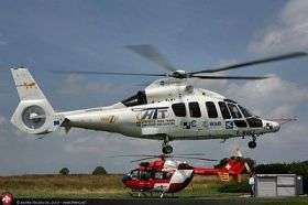 Helicopter flight trials for EGNOS