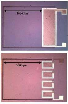 IMEC reports 40 microwatt from micromachined piezoelectric energy harvester