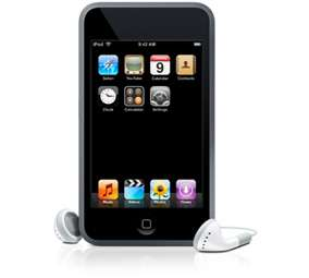 iPod Touch 8GB or 16GB