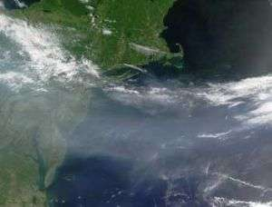 Local sources major cause of US near-ground aerosol pollution