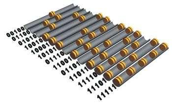 Nanodisk Codes