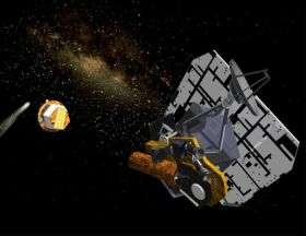 NASA Sends Spacecraft on Mission to Comet Hartley 2