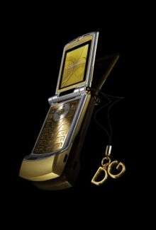 NTT to Sell Exclusive M702iS DOLCE & GABBANA Handset via Internet