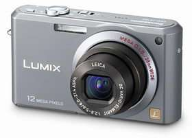 Panasonic Introduces Wide-Angle Compact Camera