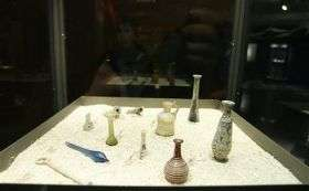 Rome Show Features Ancient Perfumes (AP)
