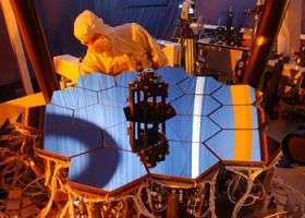 Software coordinates 19 mirrors, focuses James Webb Space Telescope