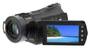 Sony Announces Three HD 1080 Camcorders
